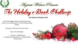 holiday e book challenge