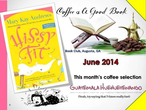 June book club