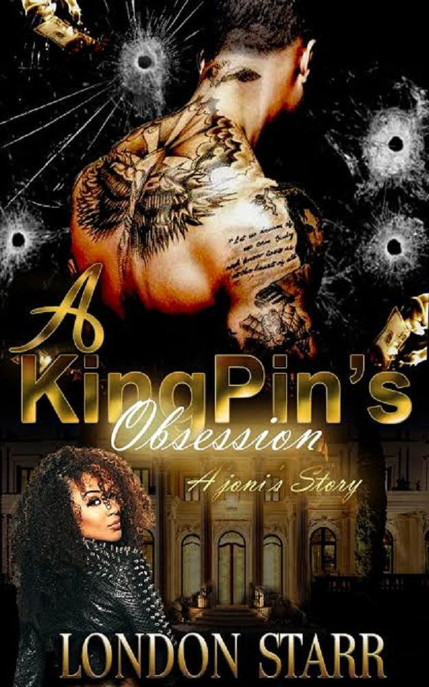 A Kingpin's Obsession cover