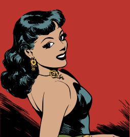 bad-girl-vector-clipart